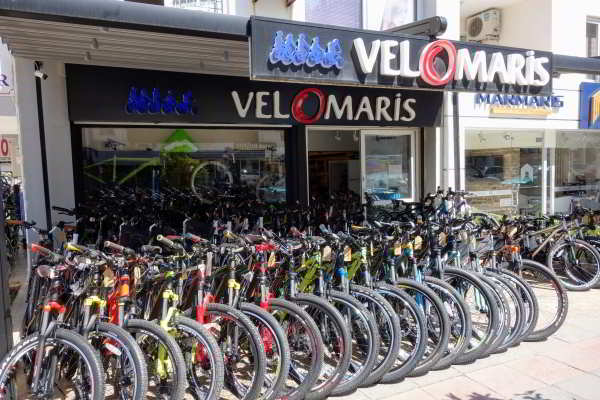 velomaris fietsverhuur