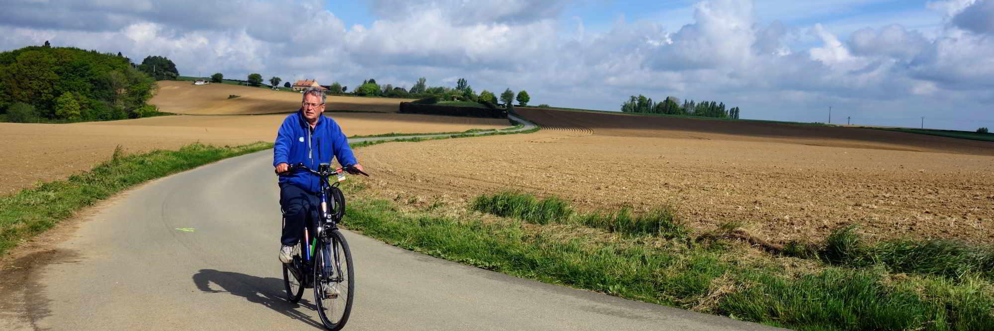 headerfoto fietsknooppunten noord-frankrijk