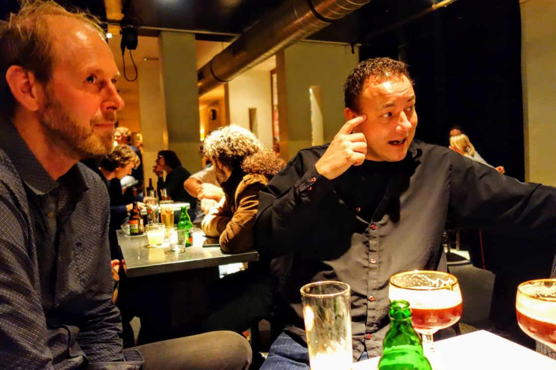 Ontmoetingsplek voor dertigers in het Utrechtse uitgaansleven