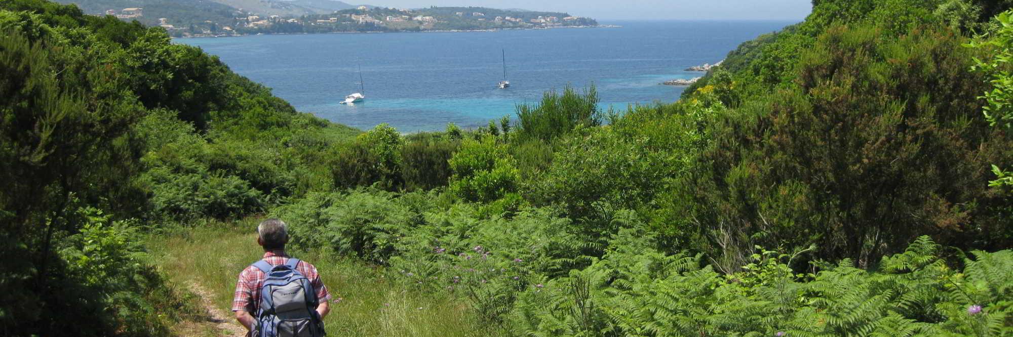 headerfoto Corfu Trail