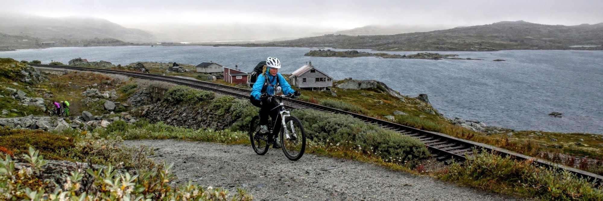 header foto rallarvegen noorwegen