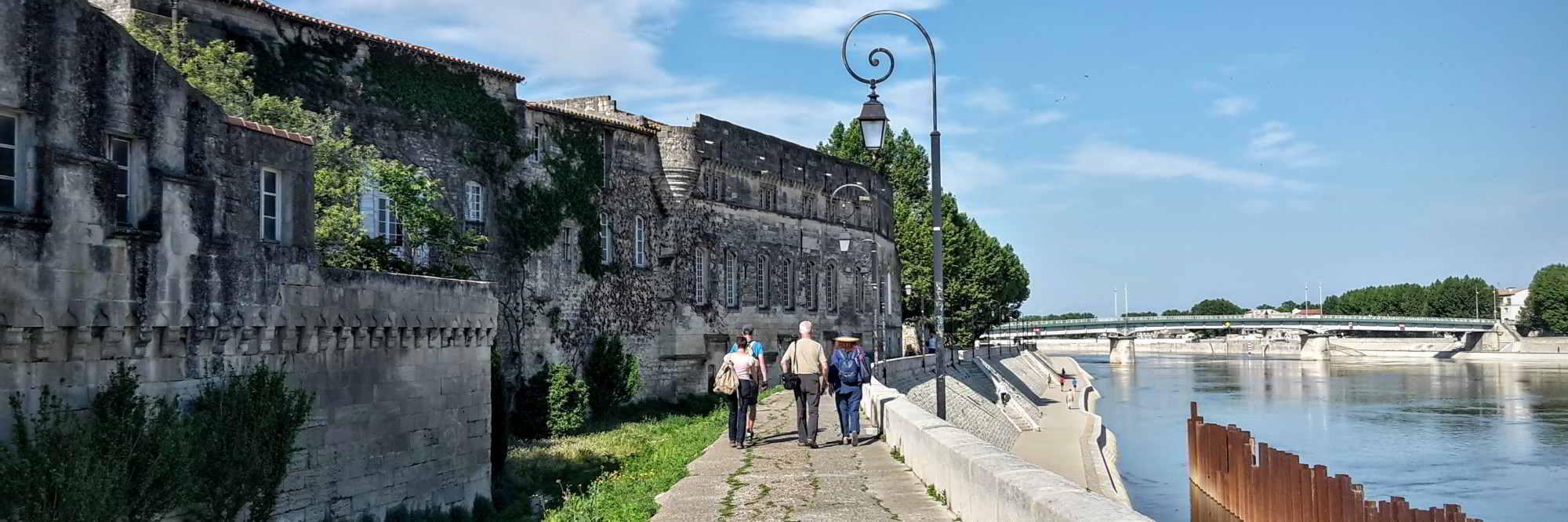 Arles, pareltje langs de ViaRhôna